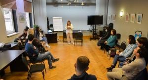 """""""Бежать некуда"""": тему домашнего насилия обсудили на семинаре в Сухуме"""